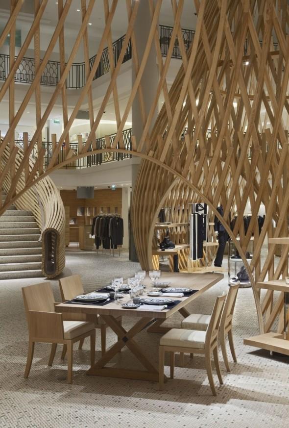 Nova loja herm s em paris - Hermes rue de sevres ...