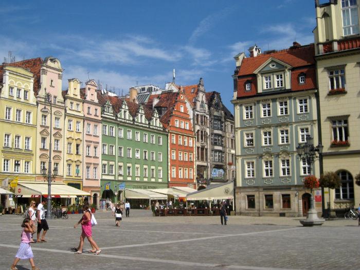Wroclaw Poland  city images : wroclaw poland