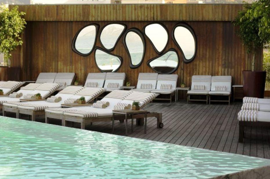 Hotel fasano rio de janeiro por philippe starck Rio design hotel