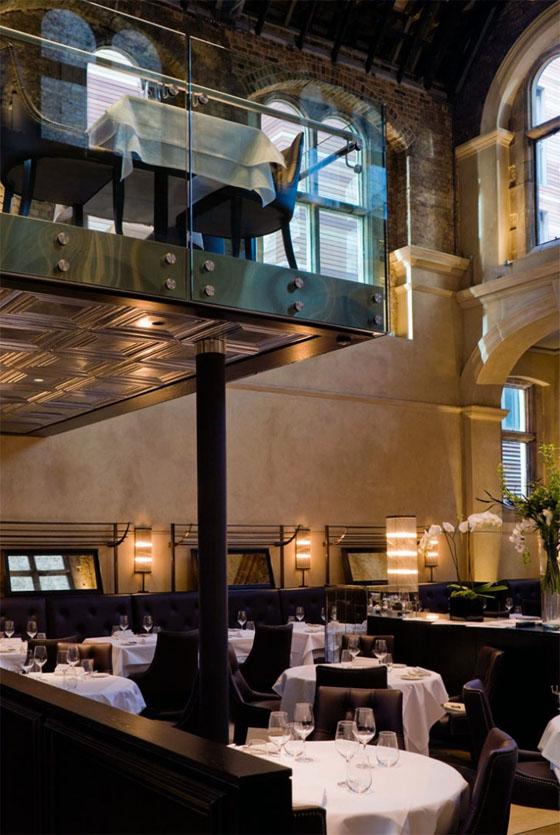 """Vencedores do prêmio """"restaurant bar design award"""