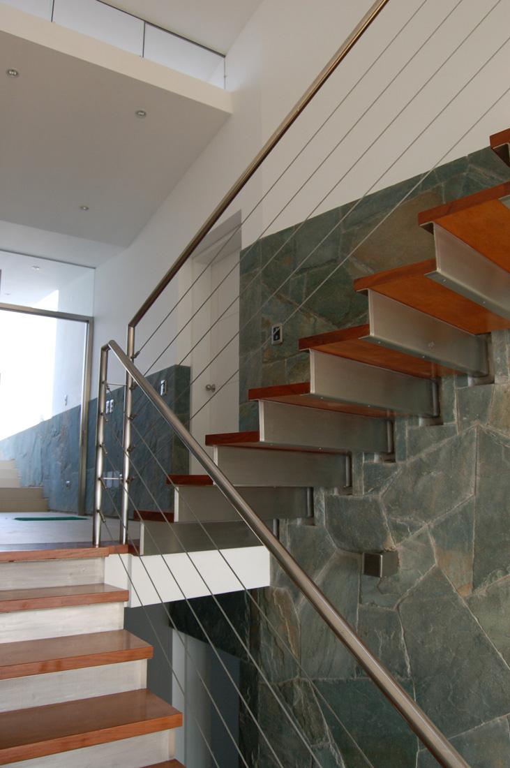 Lefevre House Em Punta Misterio Peru Por Longhi Architects