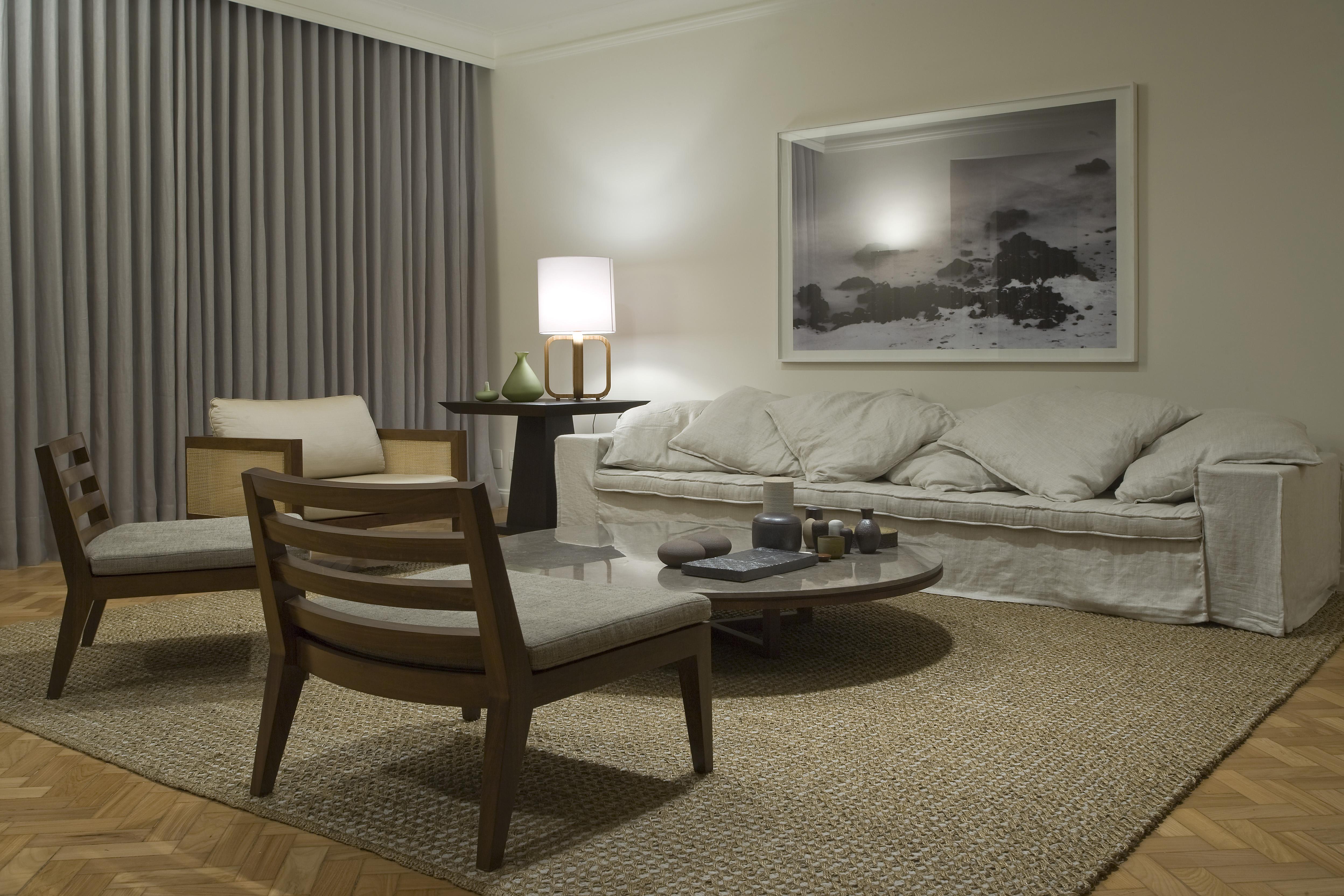 Cortinas Para Sala De Tv Apartamento Esses Anos Decoracao Sala  -> Cortina Sala Apartamento