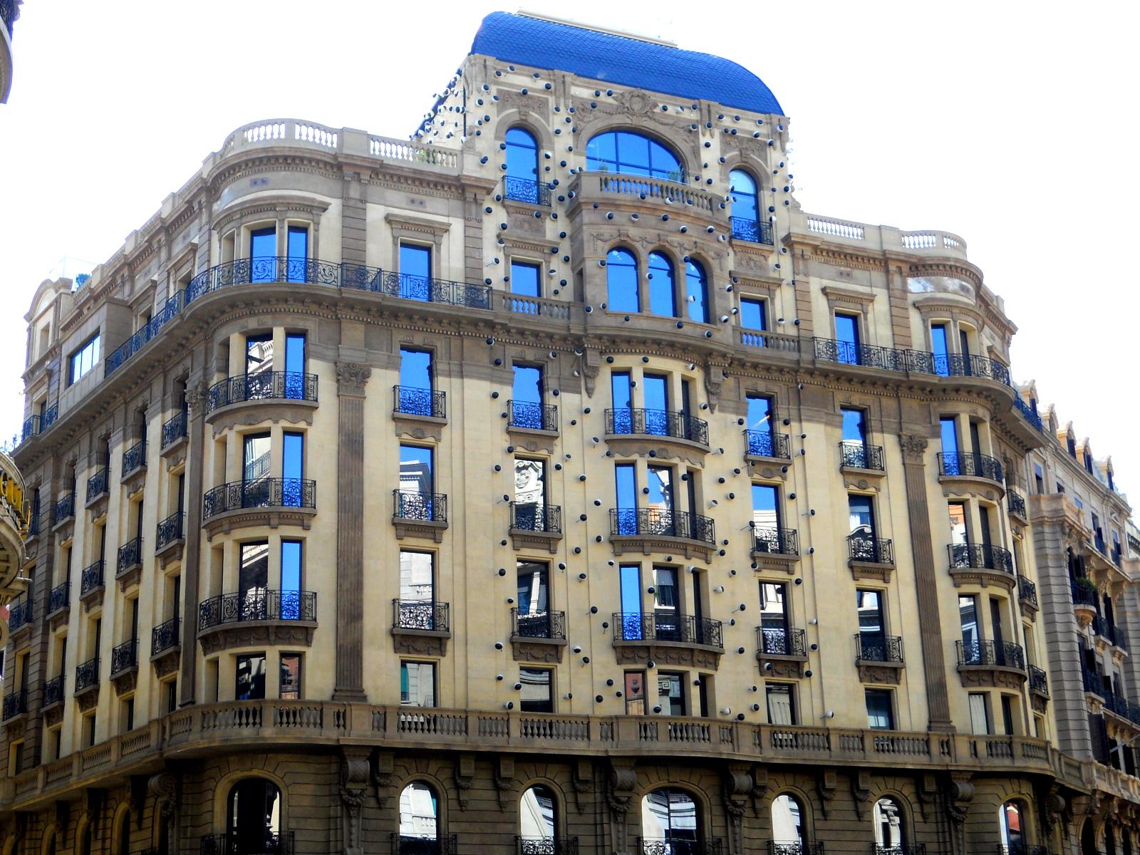 Hotel ohla em barcelona por alonso balaguer y arquitectos for Ohla hotel barcelona