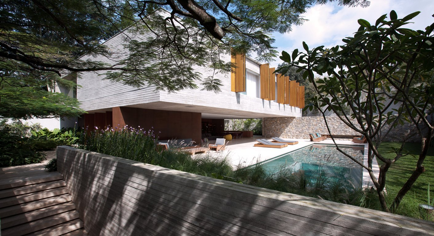 ipe de jardim familia:Este projeto concorreu ao prêmio internacional Inside Awards 2011!
