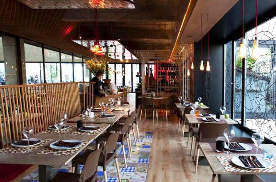 Restaurantes - La cocina de san anton madrid ...